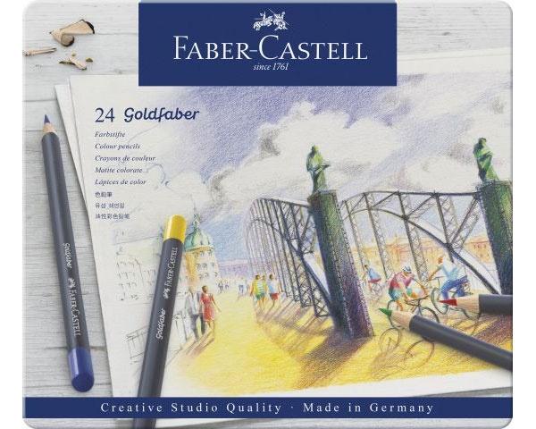 Faber Castell Goldfaber 24er