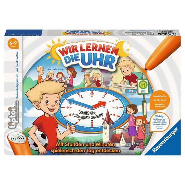 Ravensburger tiptoi Wir lernen die Uhr