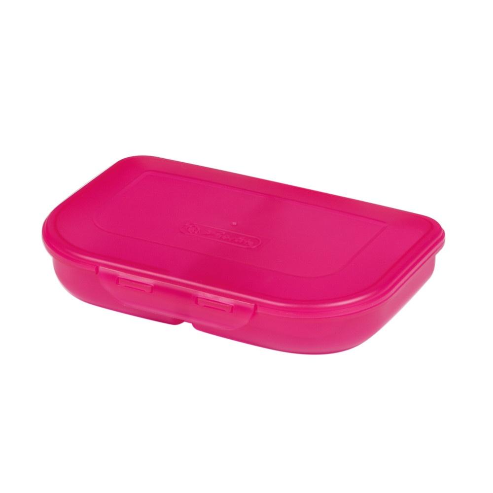 Brotdose pink
