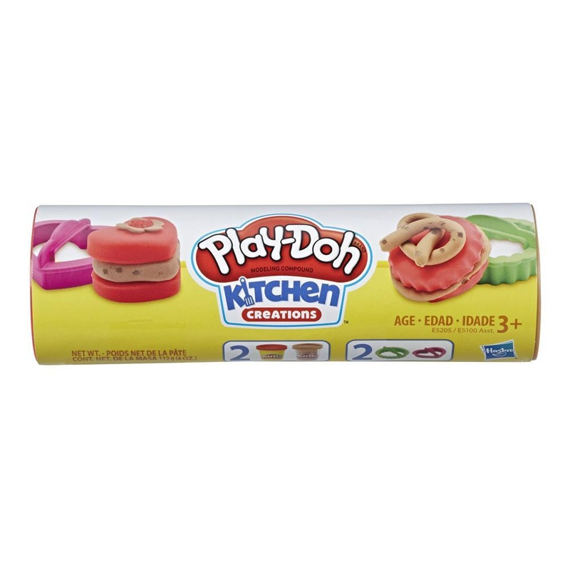 Play Doh Cookie Kanister rot/braun