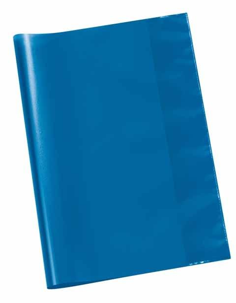 Hefthülle A4 blau transparent