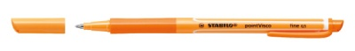 Stabilo Gelschreiber pointVisco 0,5mm orange