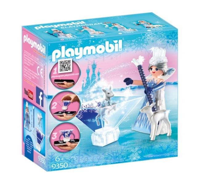 Playmobil 9350 Magic Eisprinzessin Eiskristall
