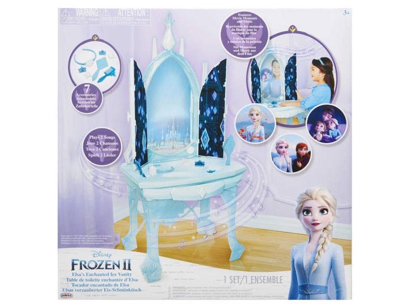 Die Eiskönigin Frozen II Elsas Schminktisch