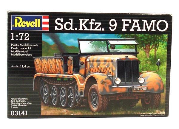 Revell 03141 Sd.Kfz. 9 FAMO 1:72