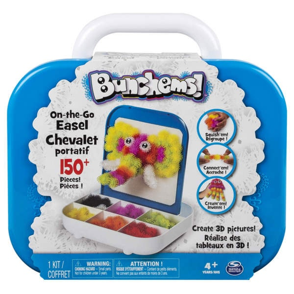 Bunchems 3D-Bilder gestalten - Bastelkoffer
