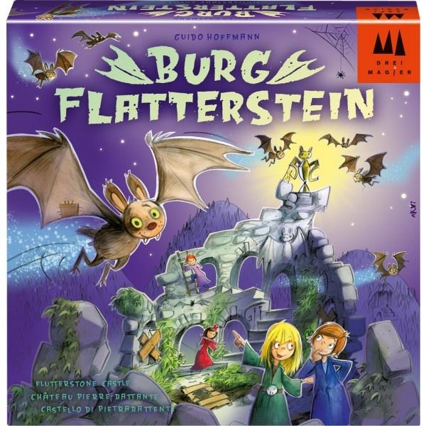 Drei Magier Burg Flatterstein von Schmidt Spiele