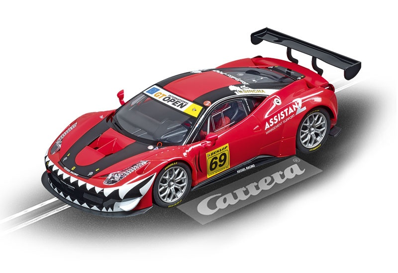 Carrera Digital 124 Ferrari 458 Italia GT3 Kessel Racing 69