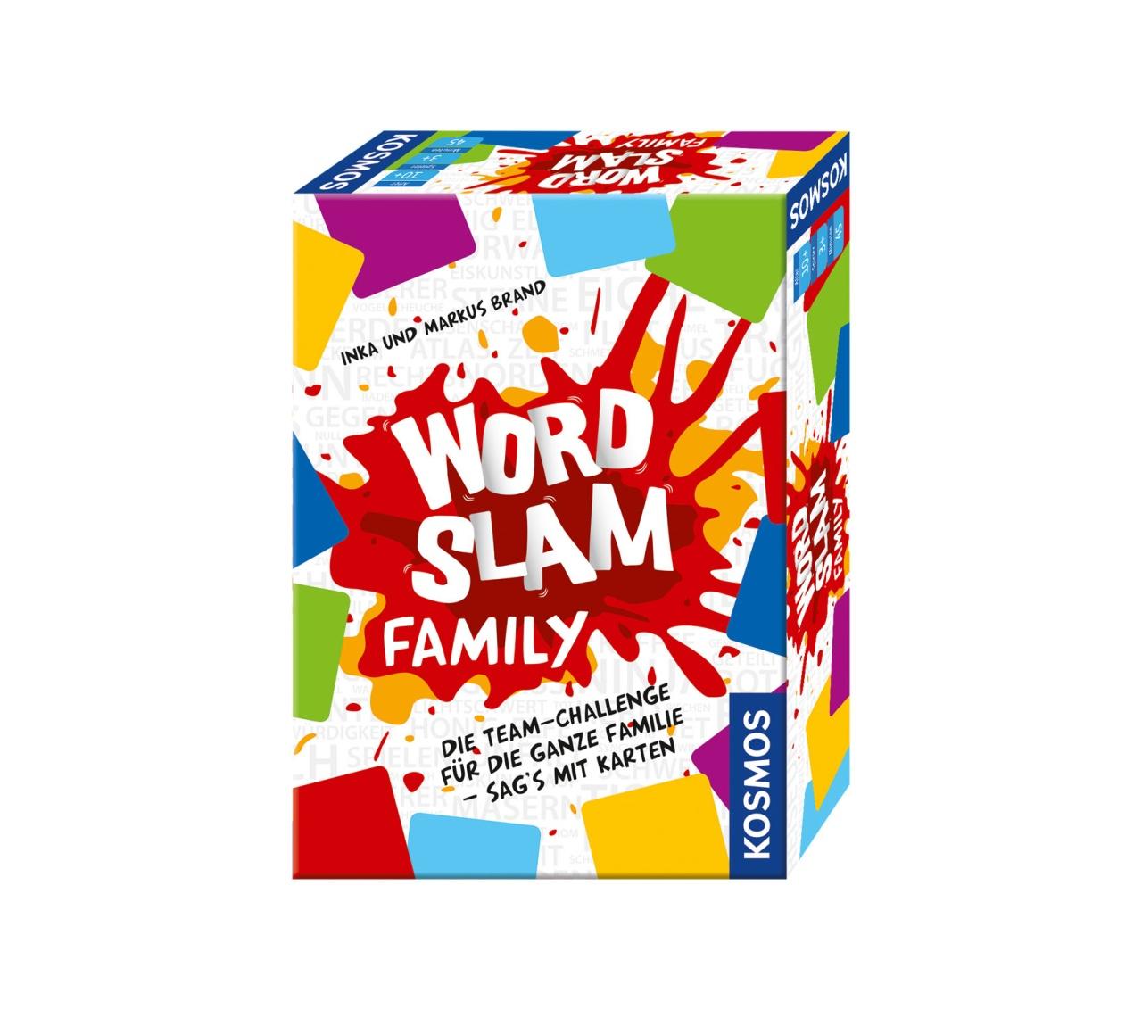 World Slam Family Spiel von Kosmos