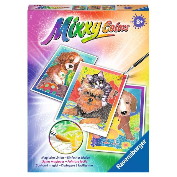 Mixxy Colors Gute Freunde von Ravensburger