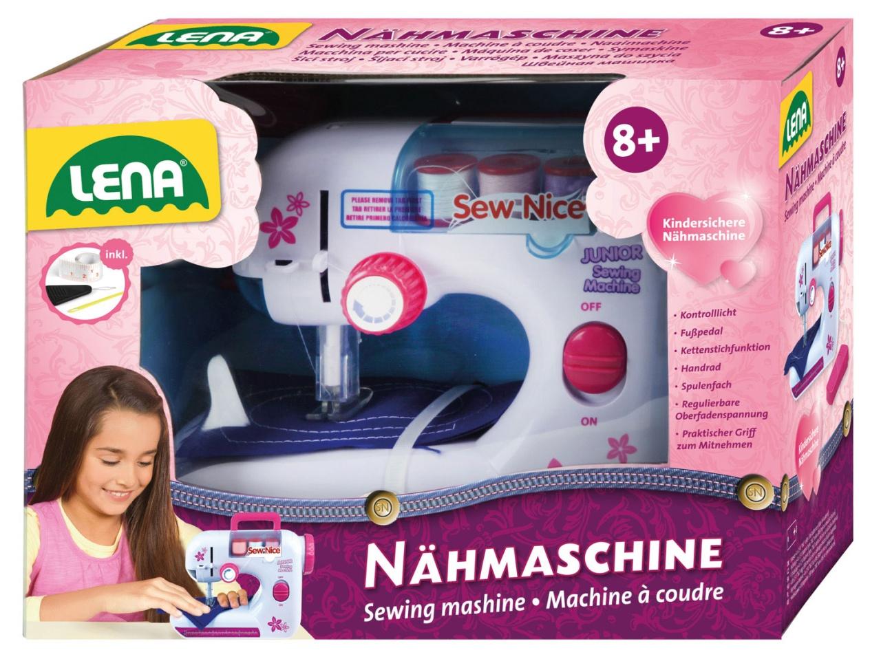 Nähmaschine für Kinder