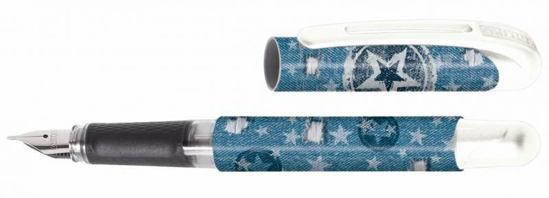 Online Schönschreibfüller College II Blue Star 1,4 mm