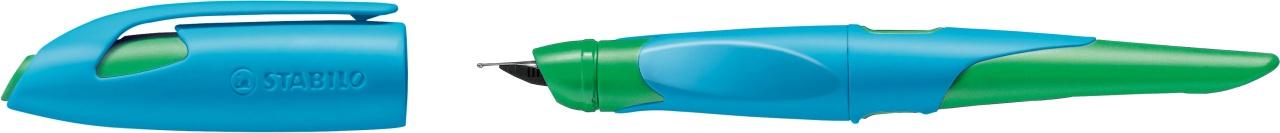 Stabilo Füllhalter Easybirdy R blau/grün