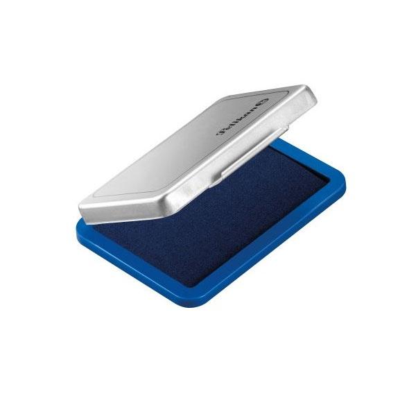 Stempelkissen 3 blau Metallic-Gehõuse 5x7 cm