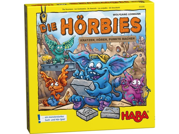 Haba Kinderspiel Die Hörbies