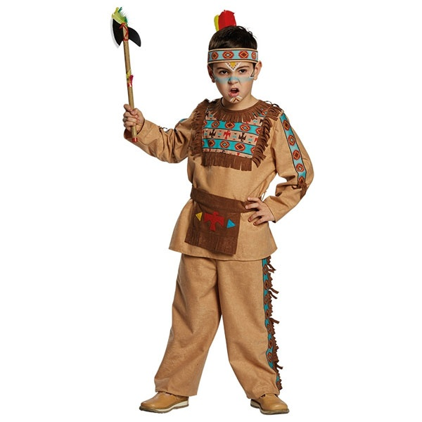 Kostüm Indianer 116