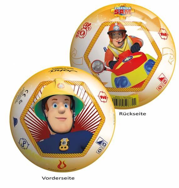 Feuerwehrmann Sam Ball 13 cm