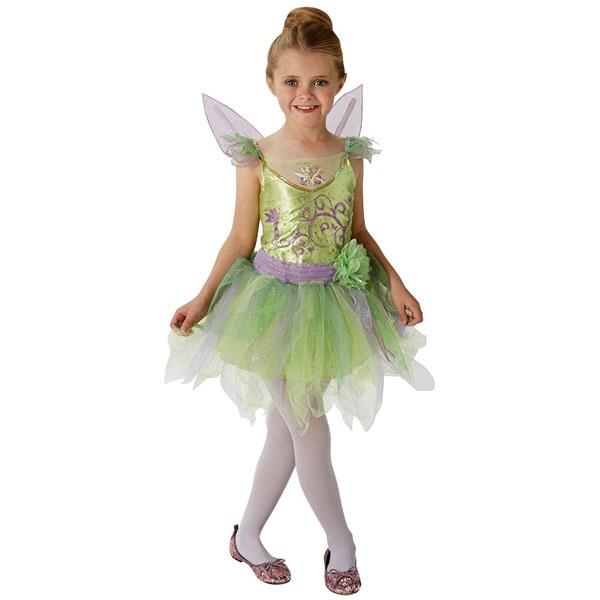 Kostüm Tinker Bell Deluxe L 7-8 Jahre 128