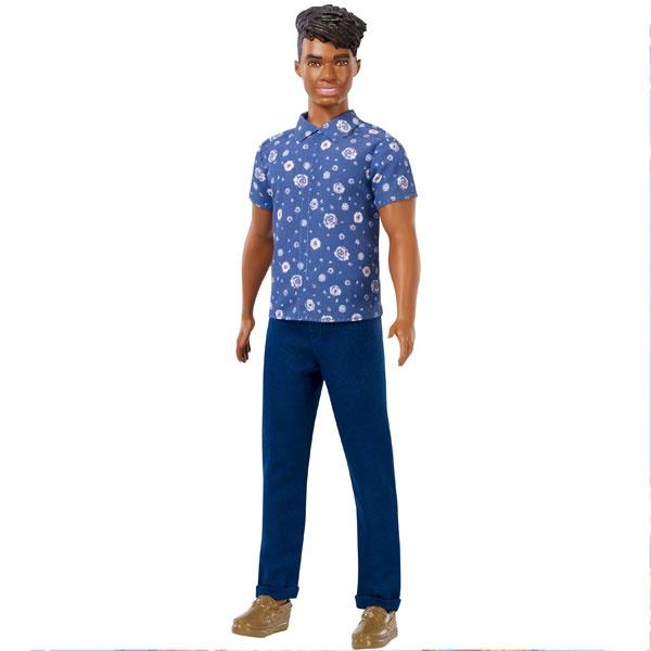 Barbie Ken Fashionistas Puppe im Blumenhemd