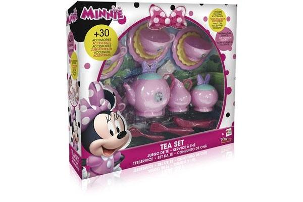 Minnie Maus Tee-Set Kindergeschirr von IMC Toys