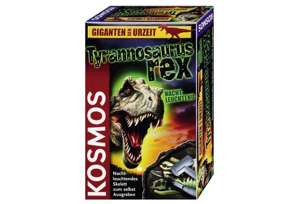 Ausgrabungsset Nachtleuchtender T-Rex von Kosmos