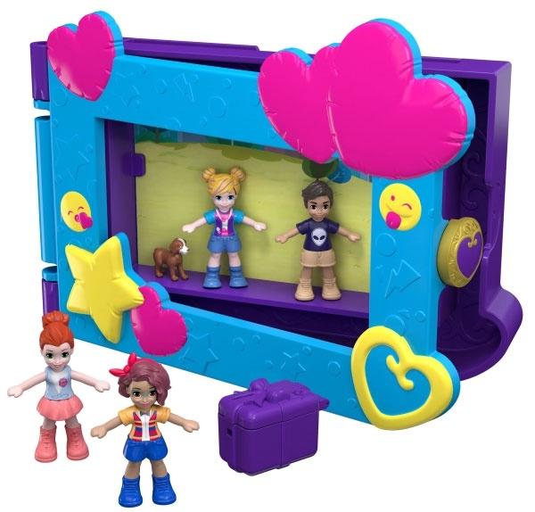 Polly Pocket World Beste Freunde FRY96 von Mattel