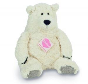 Teddy Hermann Plüschtier Polarbär Bridget 34 cm