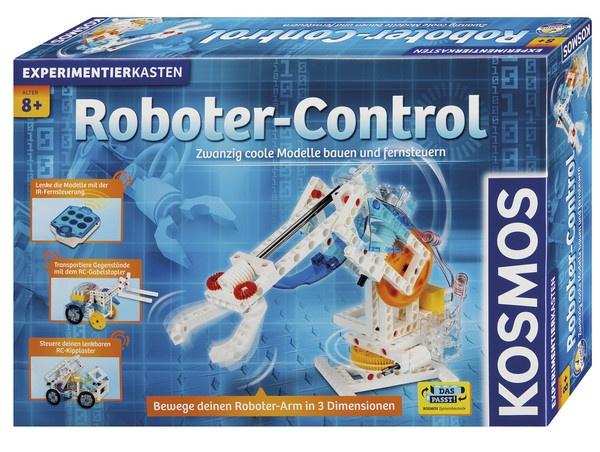 Experimentierkasten  Roboter Control von Kosmos 62037