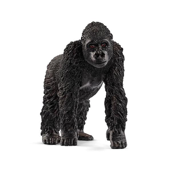 Schleich Wild Life Gorilla Weibchen 14771