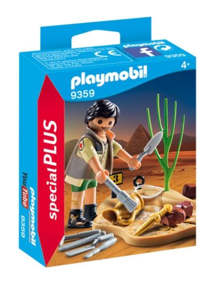 Playmobil 9359 SpecialPlus Archäologische Ausgrabung