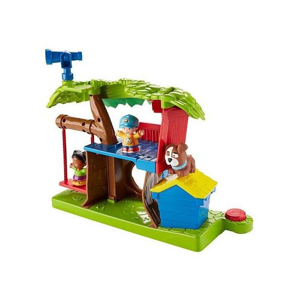 Fisher Price Little People Baumhaus