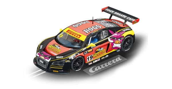 Carrera Digital 124 Audi R8 LMS M. Griffith No.19