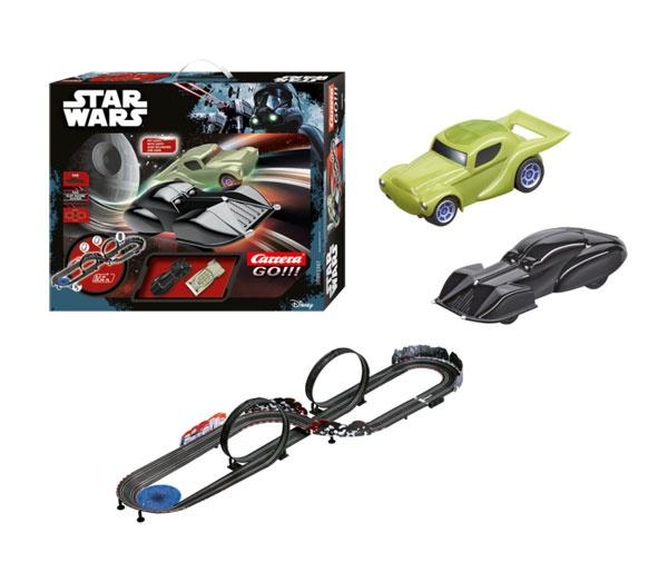 Carrera GO!!! Autorennbahn Star Wars