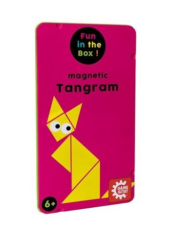 Reisespiel Tangram magnetisch