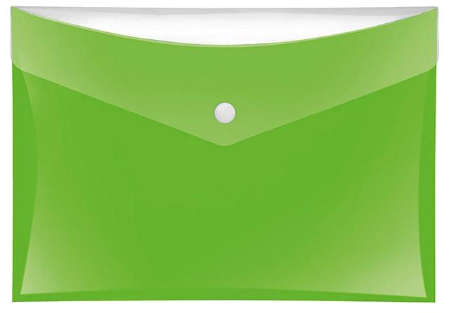 Veloflex Sammeltasche A5 grün
