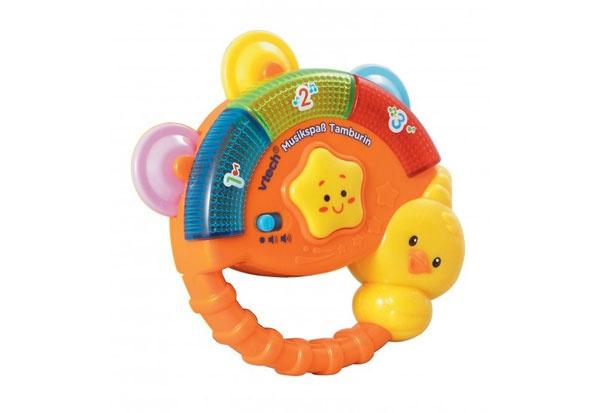 vtech Baby Musikspaß Tamburin