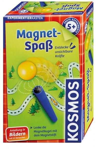 Magnet-Spaß Erste Experimente von Kosmos