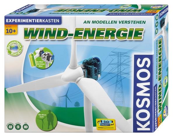 Experimentierkasten Wind-Energie von Kosmos