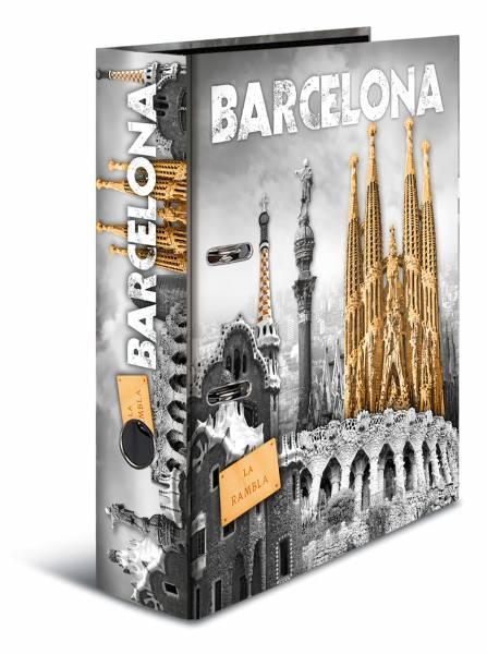 Herma Motivordner A4 Barcelona