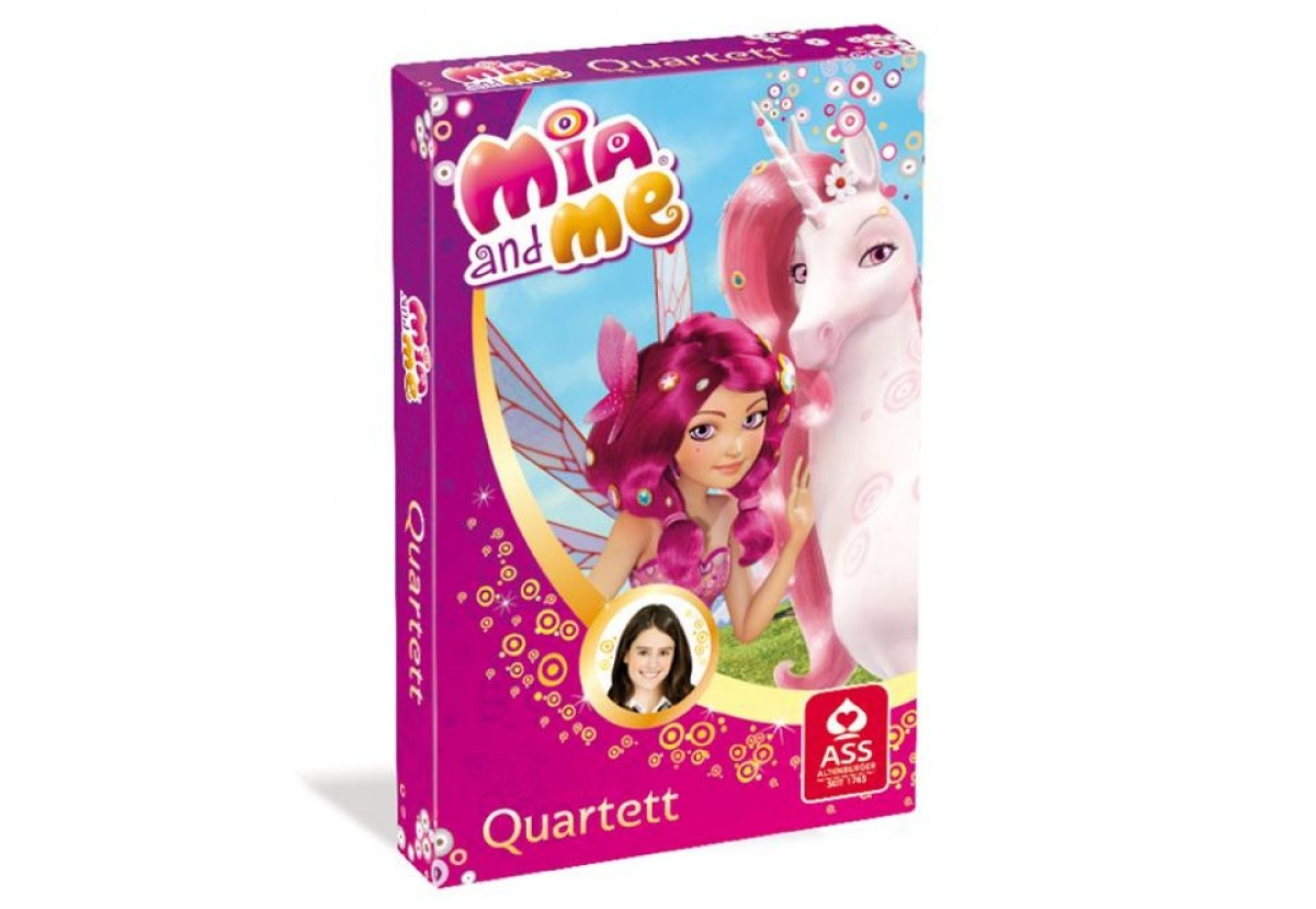 Mia and me Quartett