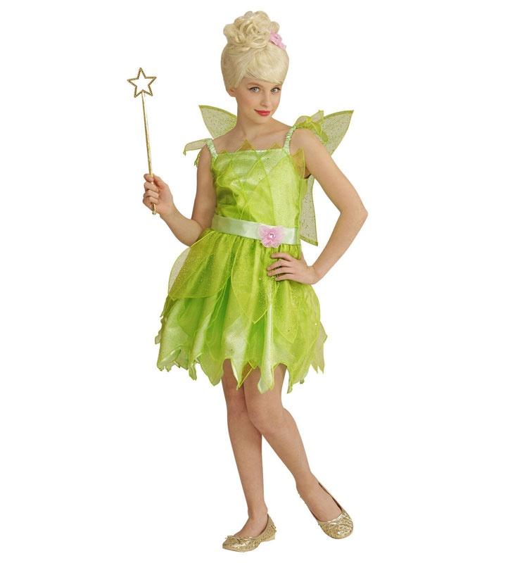 Kostüm Fee Fatina Waldfee Gr. 128