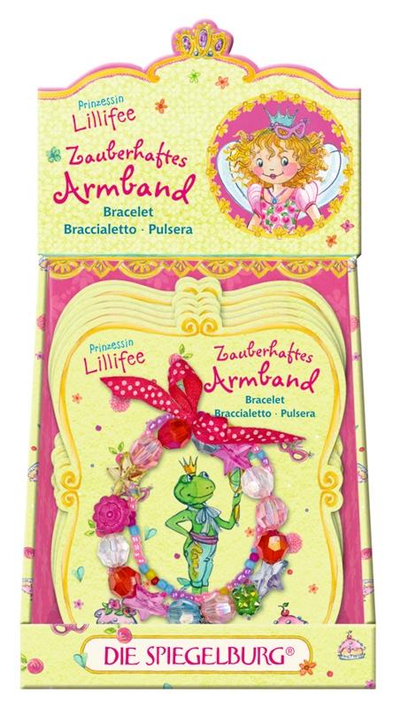Spiegelburg Prinzessin Lillifee Zauberhaftes Armband