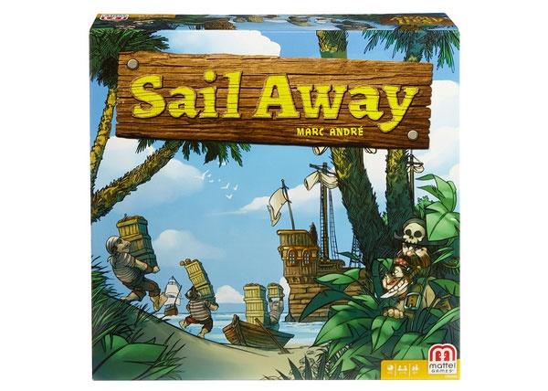 Sail Away Spiel von Mattel