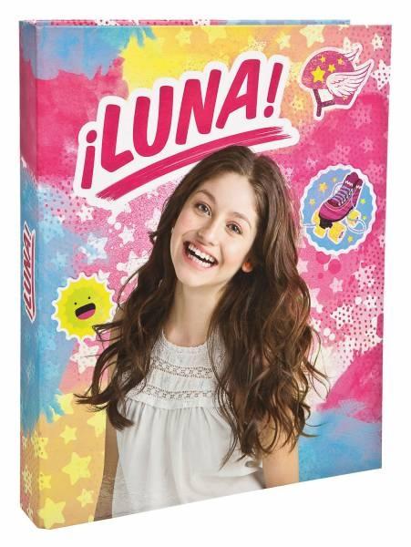 Soy Luna Ringbuch A4