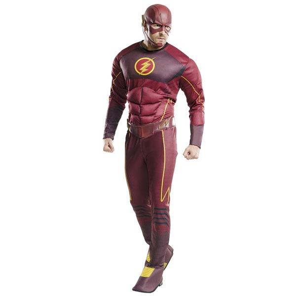 Kostüm The Flash Deluxe XL 56/58