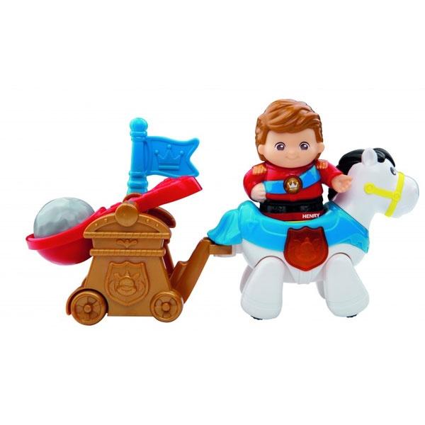 vtech Prinz Henry mit Pferd