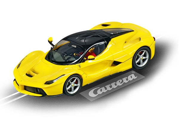 Carrera Digital 132 LaFerrari (yellow) 30681