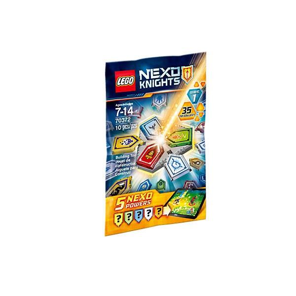 Lego Nexo Knights 70372 Combo Nexo Kräfte Serie 1