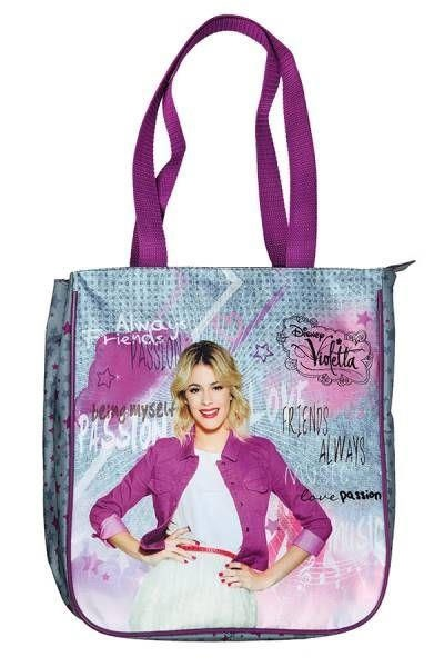 Violetta Shopping Bag