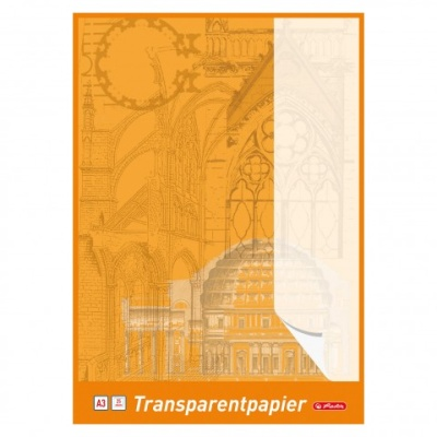Herlitz Transparentpapier A3
